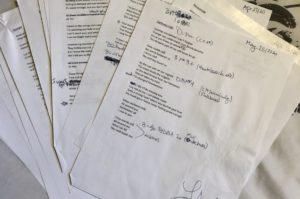 Lyrics Sheets